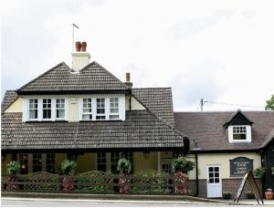 The Flying Bull Inn in 