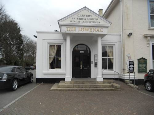 Lowenac Hotel in Cornwall