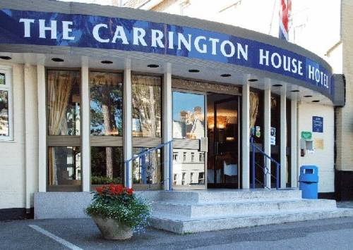 Carrington House Hotel in Bournemouth