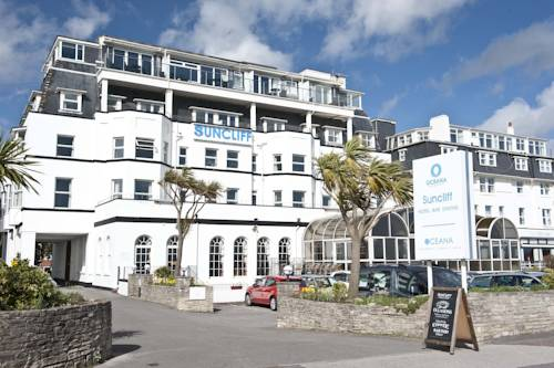 Suncliff Hotel in Bournemouth