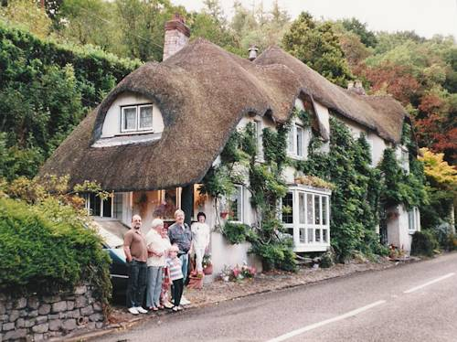 Mole Cottage BandB in Devon