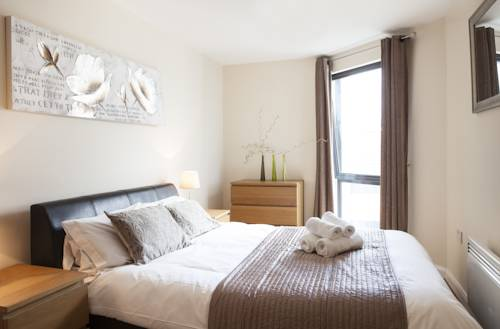 Cheltenham Plaza Apartments in Cotswolds