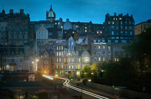 Motel One Edinburgh-Royal in Scotland