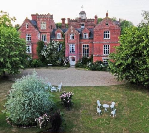 Gissing Hall Hotel