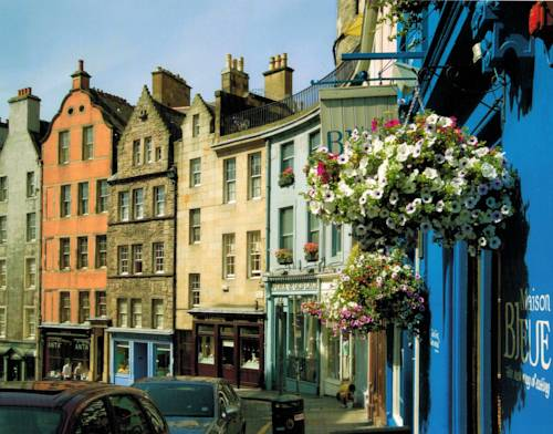 Edinburgh Accommodation in Scotland