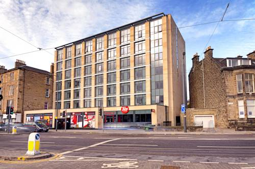 Hotels accommodation near heart of midlothian football club for 7 clifton terrace edinburgh eh12 5dr