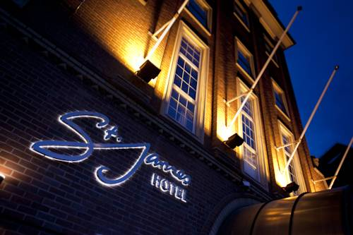 St James Hotel in Nottingham