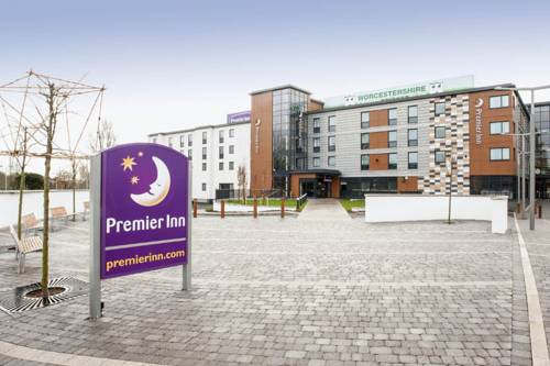 Premier Inn Worcester City Centre