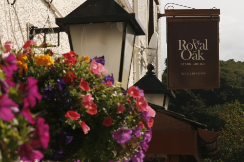 The Royal Oak Inn in Cumbria