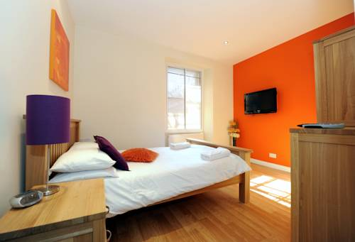 Parkhill Luxury Serviced Apartments - City Centre Apartments
