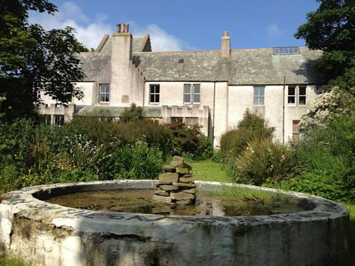 Woodwick House in Scotland