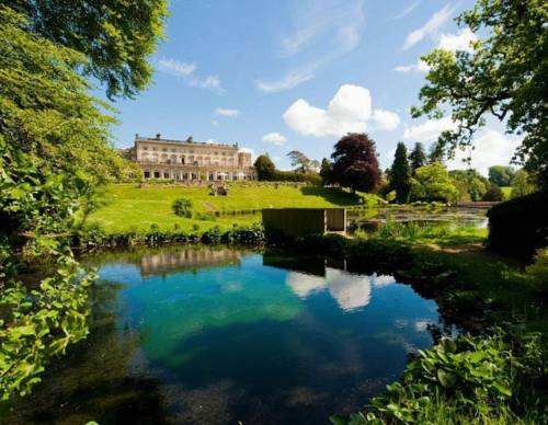 Cowley Manor Hotel in Cotswolds