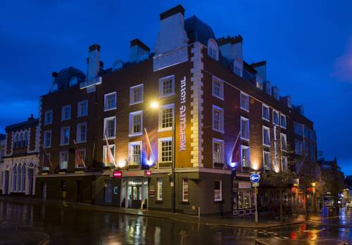 Mercure Nottingham City Centre Hotel in Nottingham
