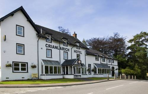 BEST WESTERN The Crianlarich Hotel in Scotland