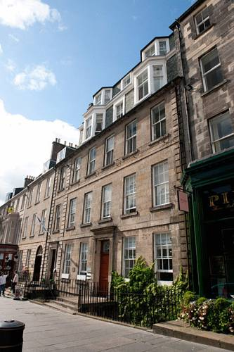 Castle View Guest House in Edinburgh
