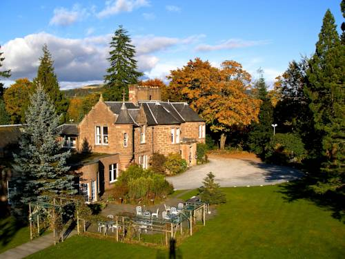 Altamount House Hotel in Scotland