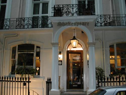 Shakespeare Hotel in London