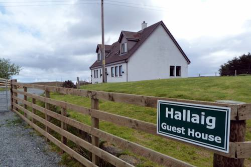 Hallaig Guest House in Region Center