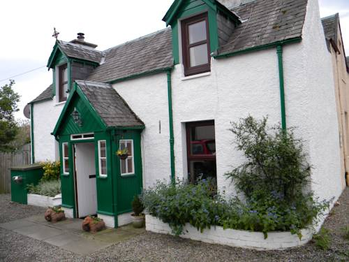 The Wee Cottage in Scotland