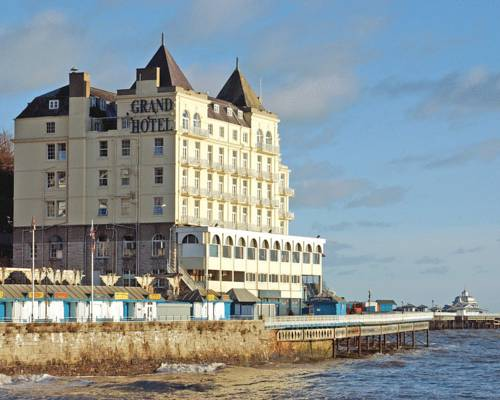 The Grand Hotel in Llandudno