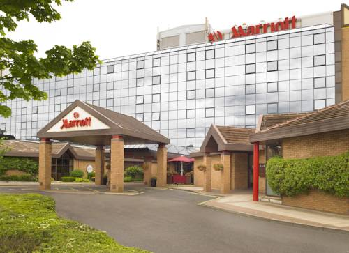 Newcastle Gateshead Marriott Hotel Metrocentre in Northumberland