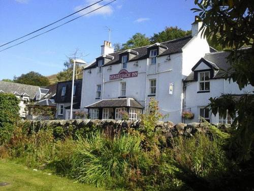 Cairndow Stagecoach Inn in Scotland