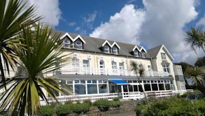 Madeira Hotel in Cornwall