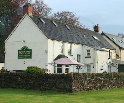 Exmoor Lodge in Devon