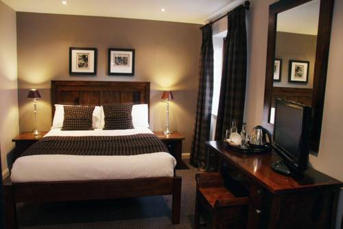 The Townhouse Hotel in Scotland