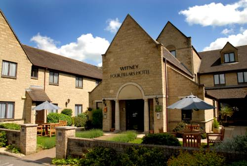Oxford Witney Four Pillars Hotel in Cotswolds