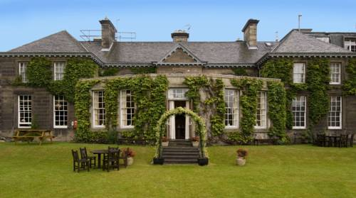 Ellersly House Hotel in Scotland