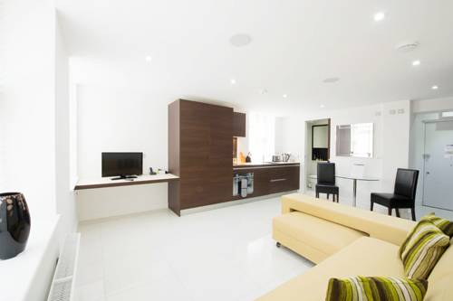 Albany House Apartment Central London in London