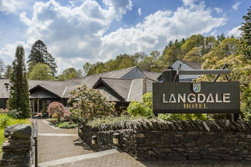 Langdale Hotel and Spa in Ambleside