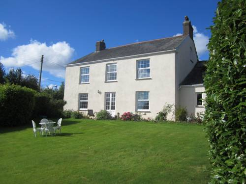 Clotworthy House Bed and Breakfast in Devon