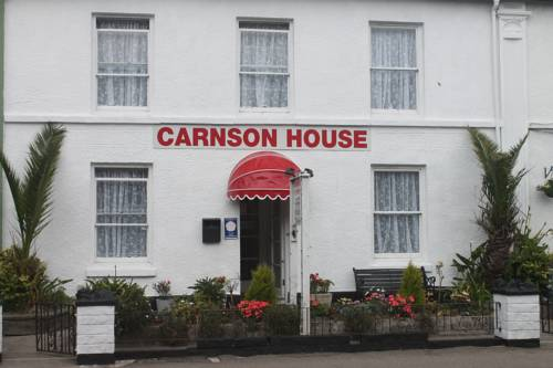 Carnson House in Cornwall