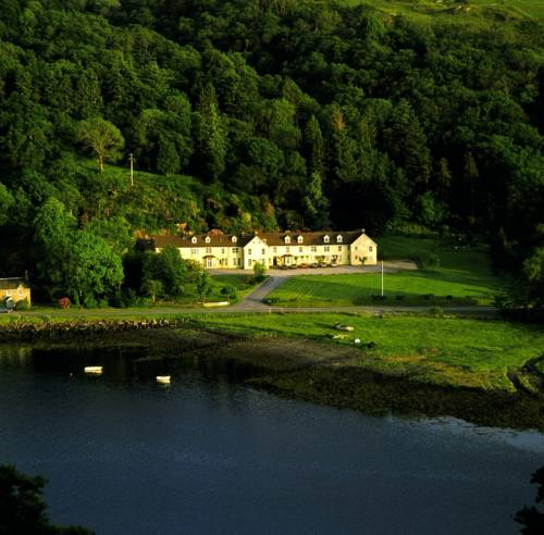 Knipoch House Hotel in Scotland