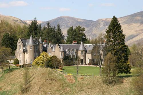 Dalmunzie Castle Hotel in Scotland