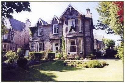 Abercorn Guest House in Scotland