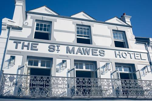 The St Mawes Hotel in Cornwall