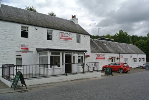 The Red Brolly Inn in Scotland