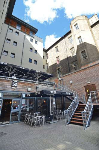 Smart City Hostels by Safestay, Edinburgh in Scotland