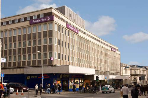 Premier Inn Brighton City Centre in Brighton