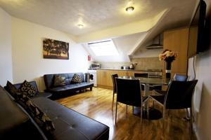 Sovereign Serviced Apartments in Manchester