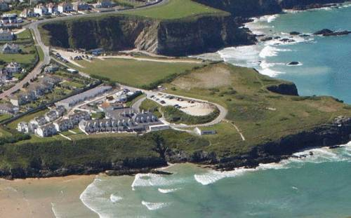 Glendorgal Self Catering Holiday Houses in Cornwall