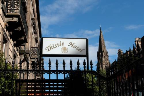Thistle Hotel in Edinburgh