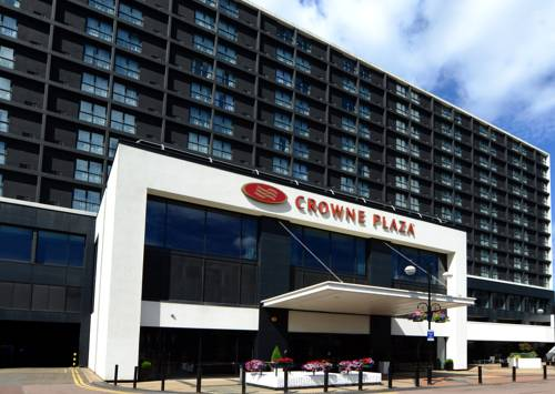 Crowne Plaza Birmingham City in Birmingham