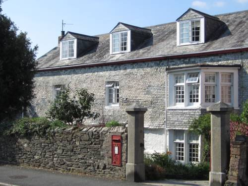 Eden Lodge in Cornwall