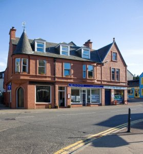 Knap Guest House in Scotland