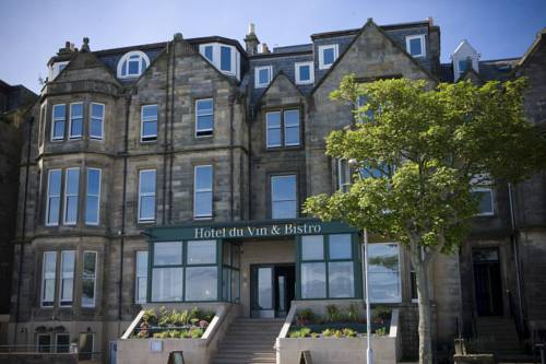 Hotel Du Vin, St Andrews in Scotland