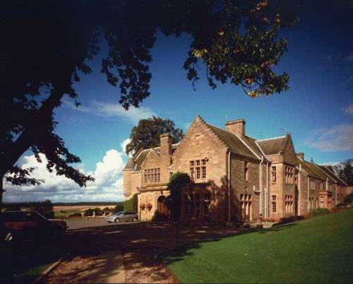 Murrayshall House Hotel And Golf Courses in Scotland